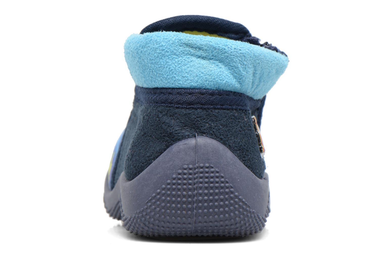 Pantofole Pat Patrouille Soni Azzurro immagine destra