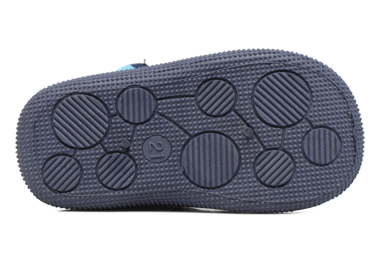 Pantofole Pat Patrouille Soni Azzurro immagine dall'alto