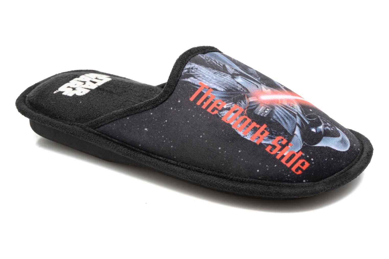 Chaussons Star Wars Sirtaki Noir vue détail/paire