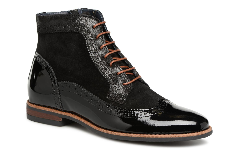 Grandes descuentos - últimos zapatos Georgia Rose Navola (Negro) - descuentos Botines  Descuento 26398e