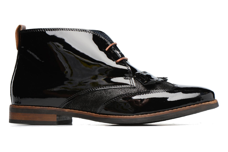 Chaussures à lacets Georgia Rose Nougat Noir vue derrière