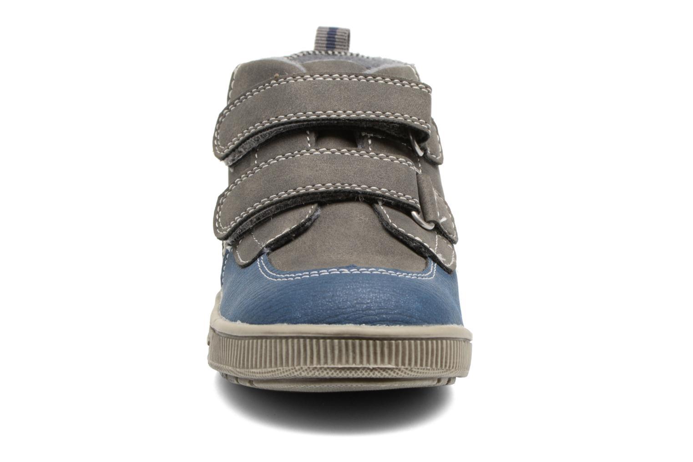 Bottines et boots NA! Avance Gris vue portées chaussures