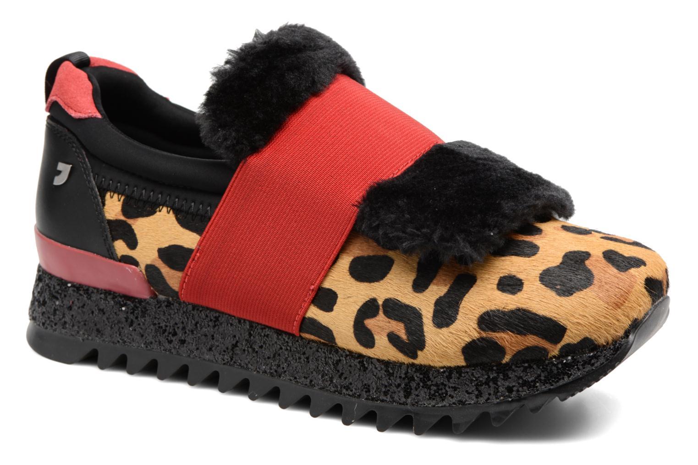 Crazyfourrure Leopardo