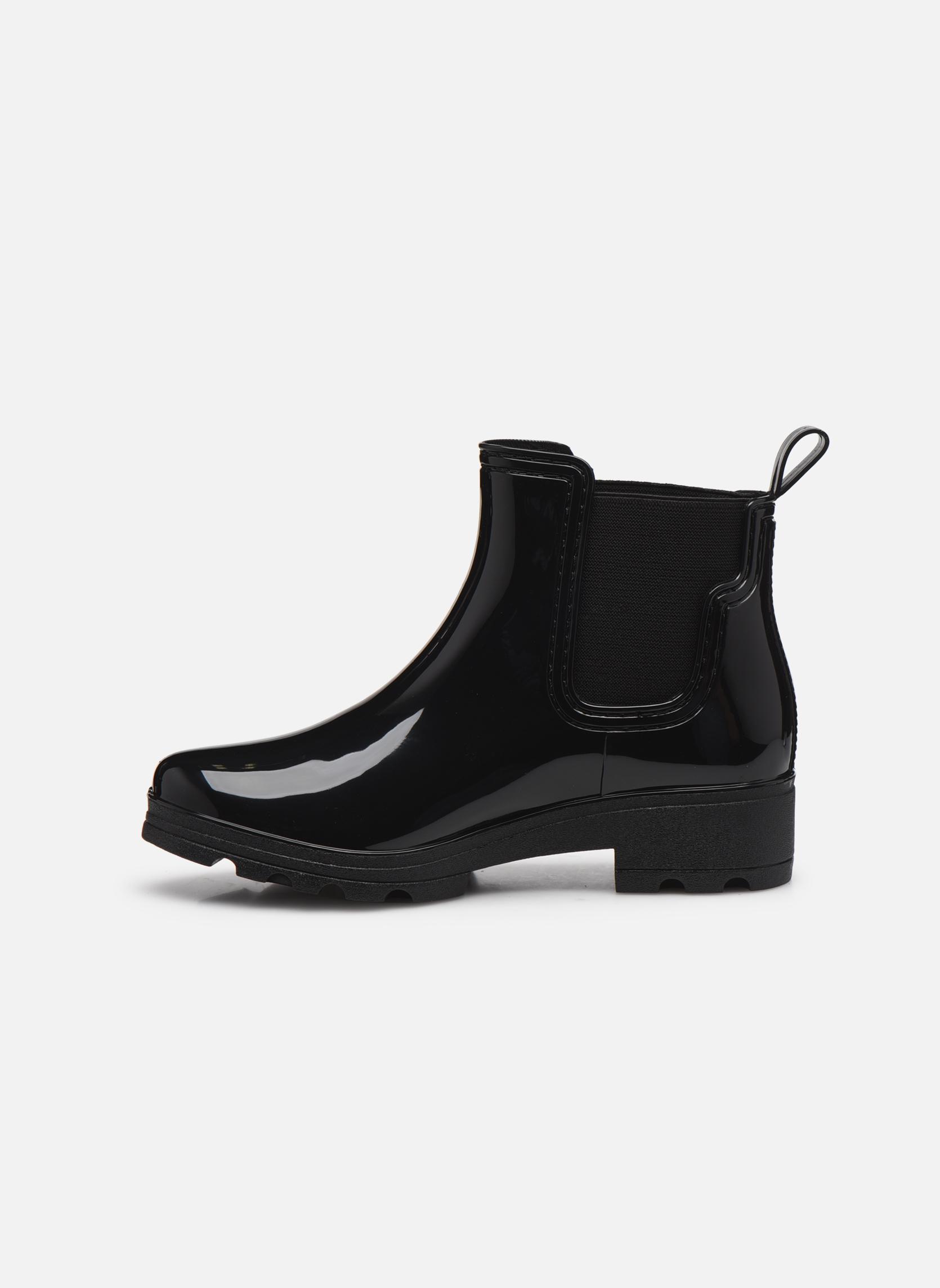 Bottines et boots Gioseppo Emie Noir vue face