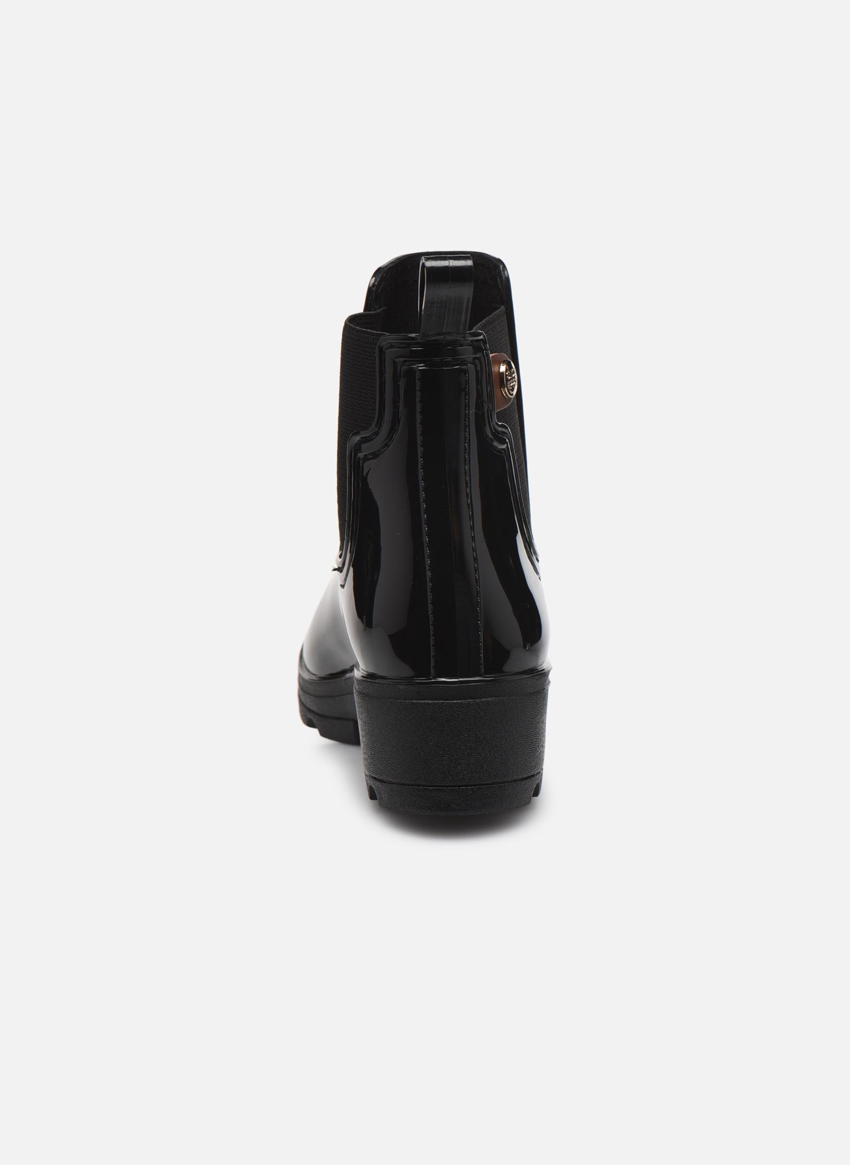Bottines et boots Gioseppo Emie Noir vue droite
