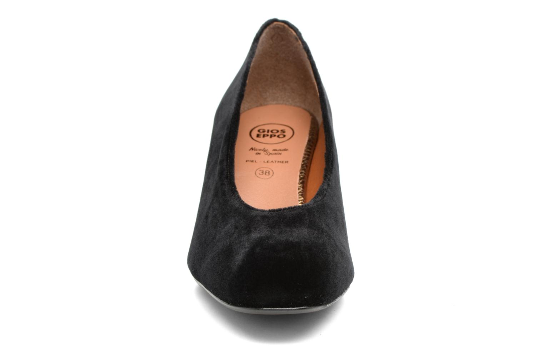 Escarpins Gioseppo Etoie Noir vue portées chaussures