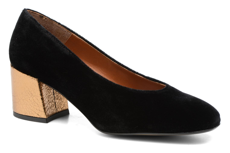 Zapatos casuales salvajes Gioseppo Etoie (Negro) - Zapatos de tacón en Más cómodo