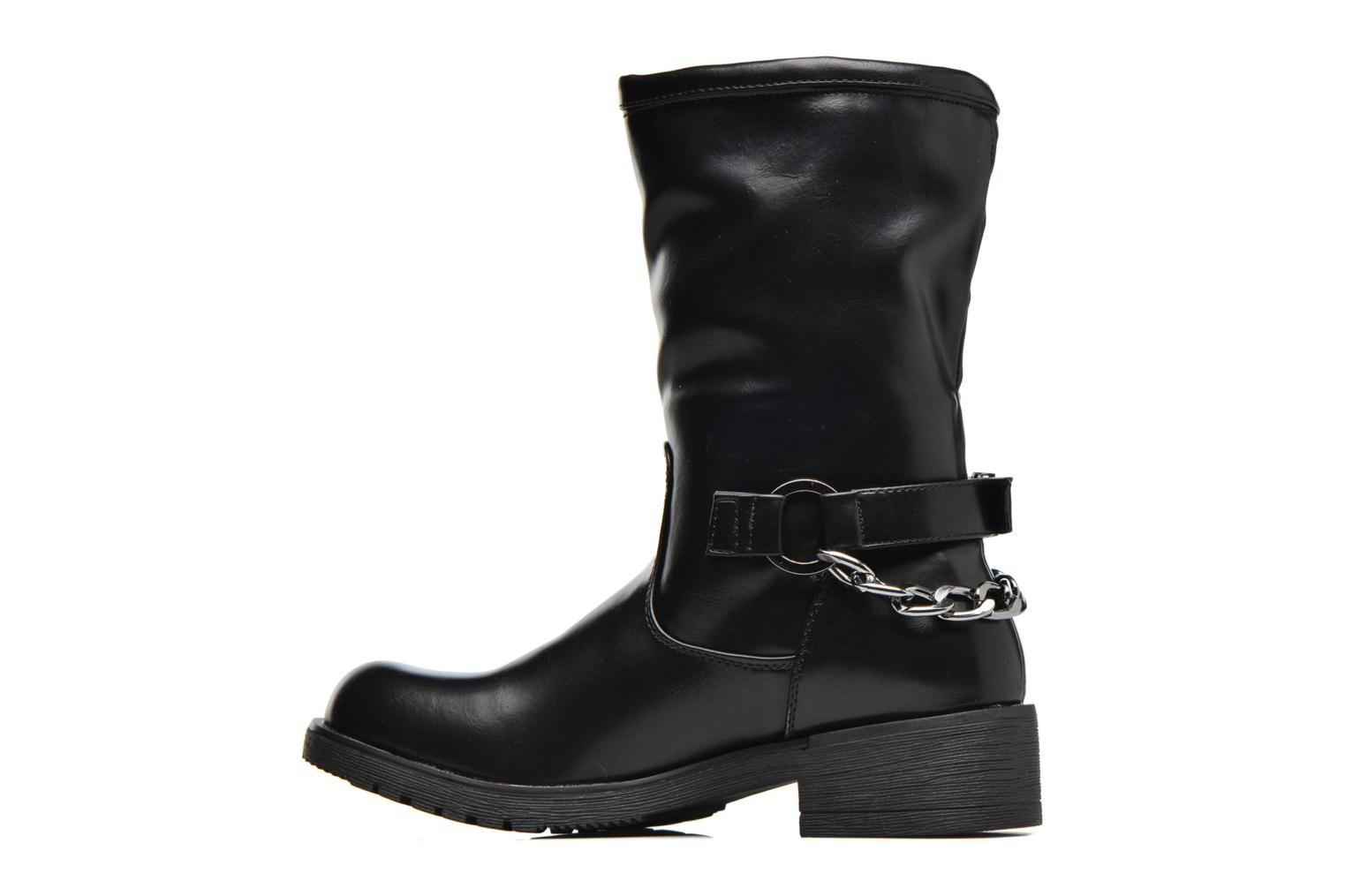 Boots & wellies Coolway Brook Black front view