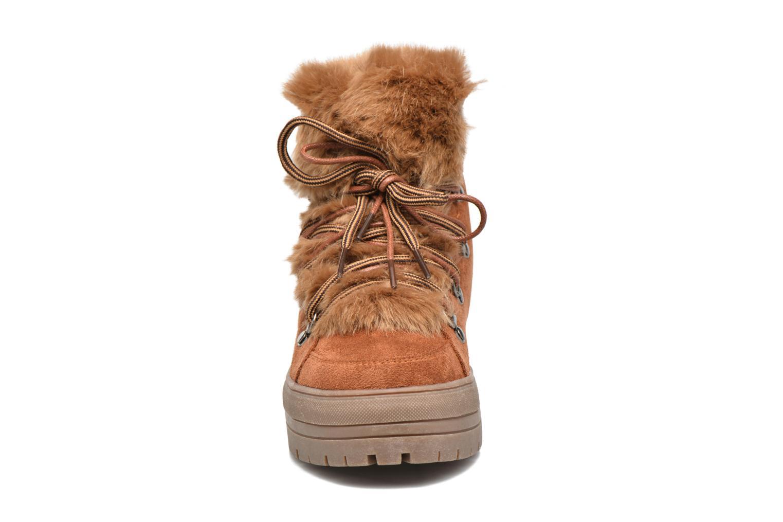 Bottines et boots Coolway Oslo Marron vue portées chaussures