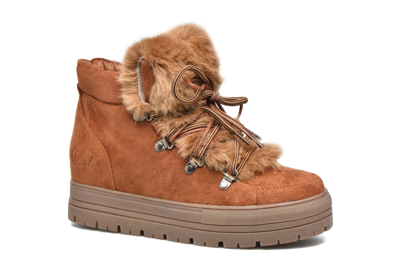 Bottines et boots Coolway Oslo Marron vue détail/paire
