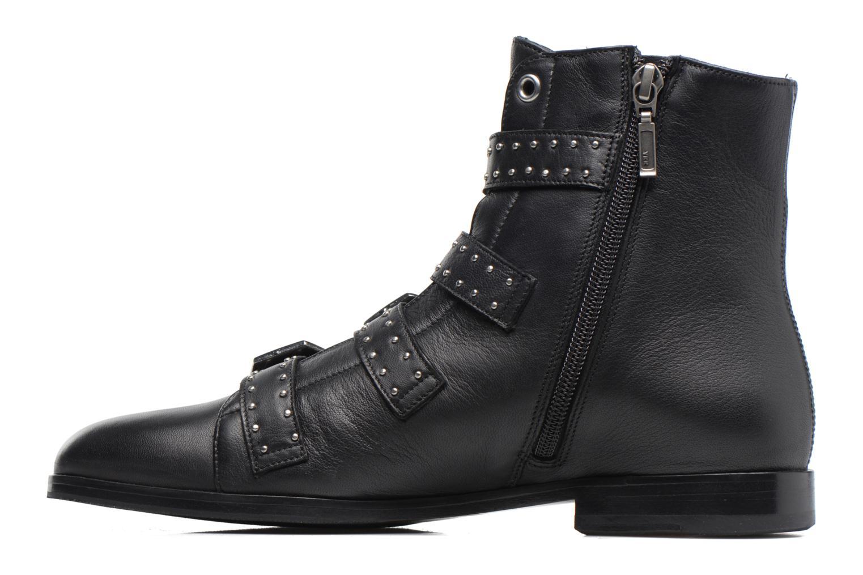 Bottines et boots Melvin & Hamilton Susane 44/R Noir vue face