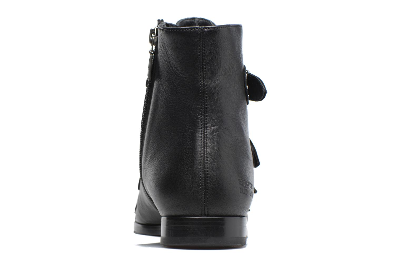Bottines et boots Melvin & Hamilton Susane 44/R Noir vue droite