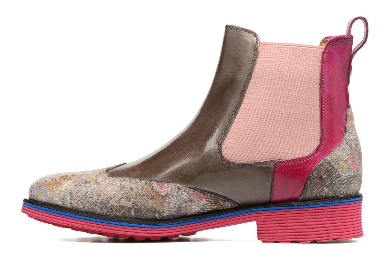 Bottines et boots Melvin & Hamilton Amelie 13 Rose vue face