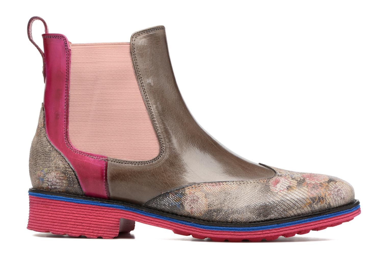 Bottines et boots Melvin & Hamilton Amelie 13 Rose vue derrière