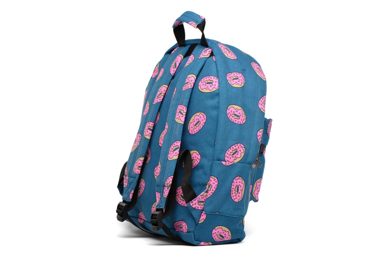 Scolaire Mi-Pac Premium Print Backpack Bleu vue droite