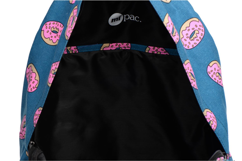 Scolaire Mi-Pac Premium Print Backpack Bleu vue derrière