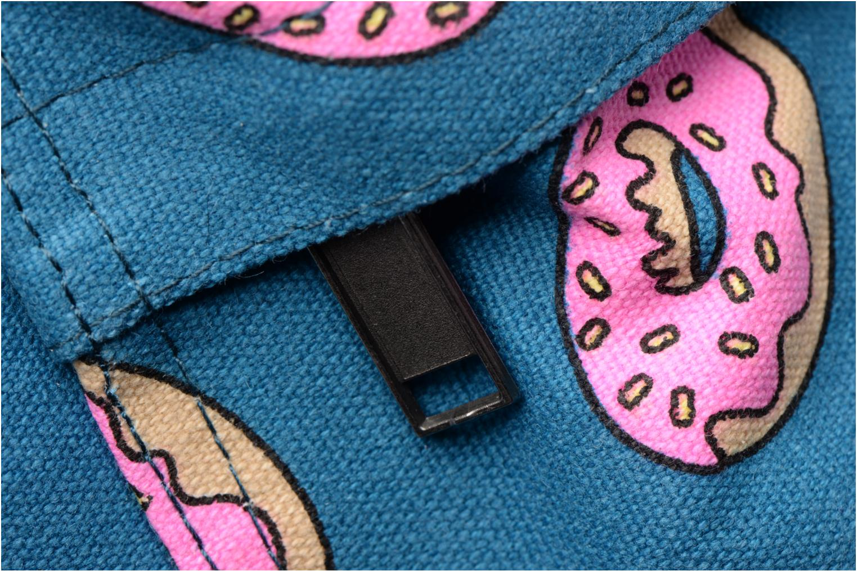 Scolaire Mi-Pac Premium Print Backpack Bleu vue gauche