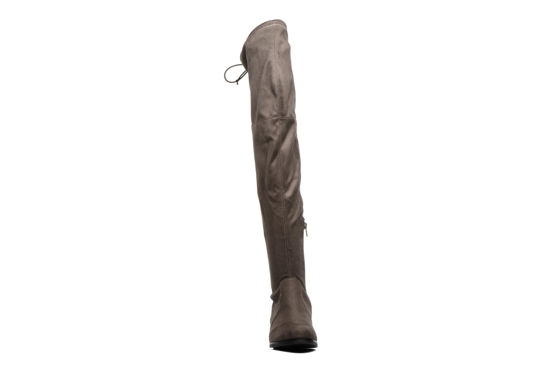 Boots & wellies Jonak Berry Grey model view
