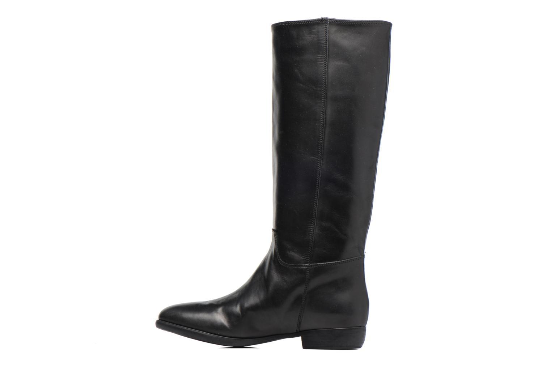Stiefel Jonak 1137 schwarz ansicht von vorne