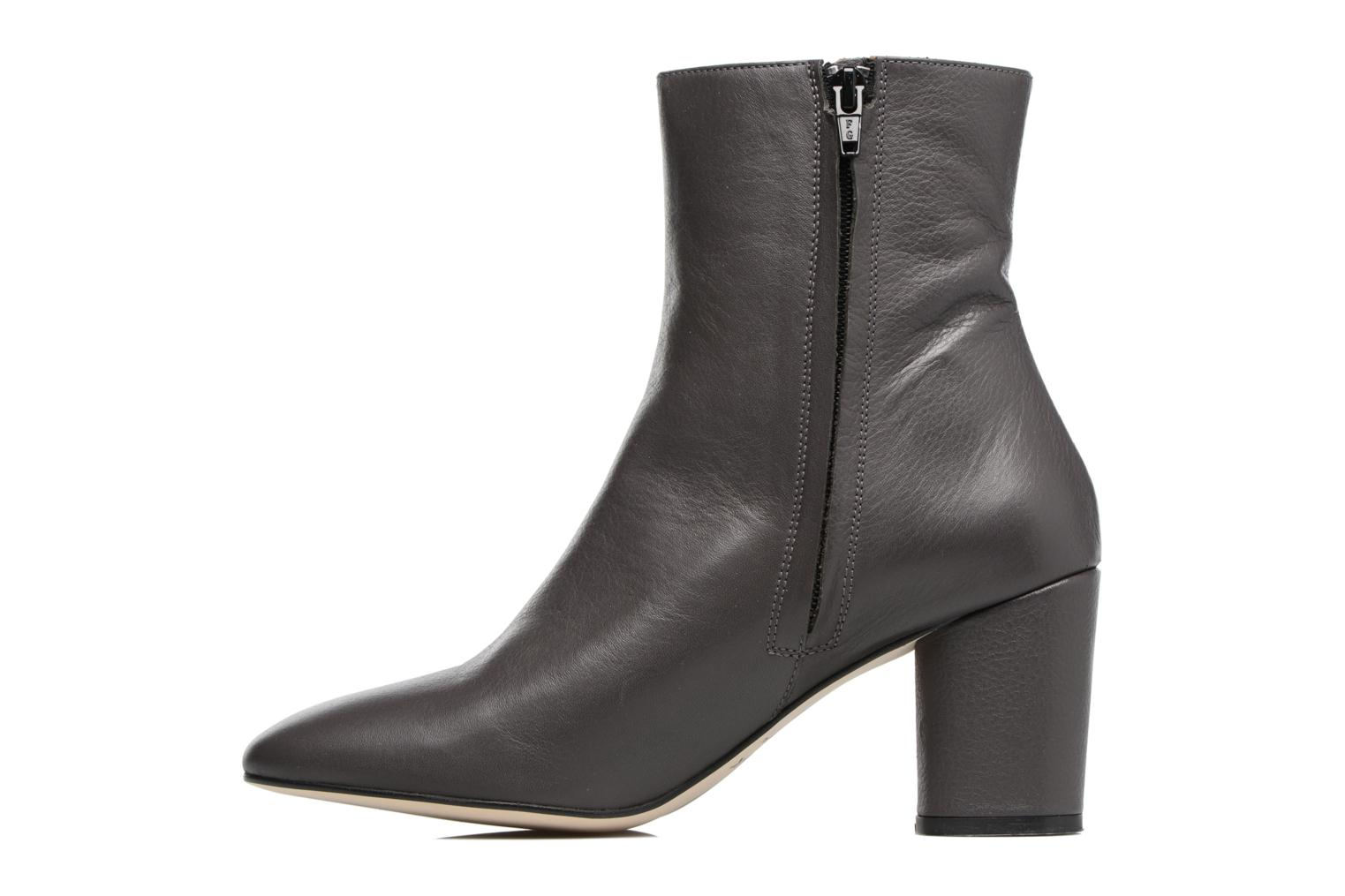 Ankle boots Jonak 11700 Grey front view