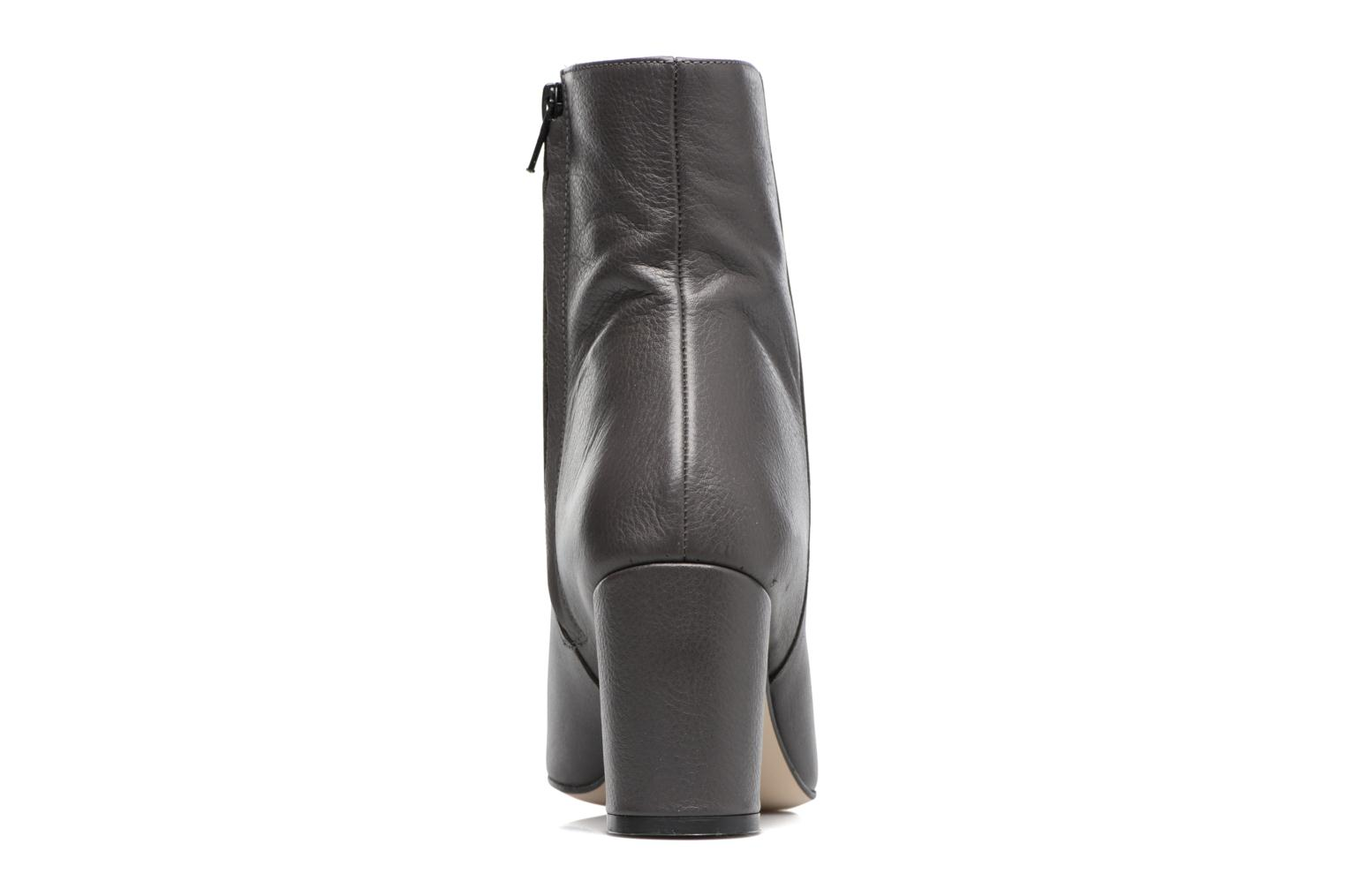 Ankle boots Jonak 11700 Grey view from the right