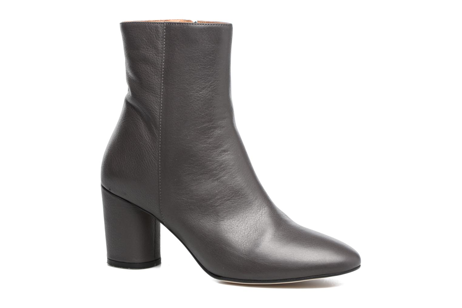 Ankle boots Jonak 11700 Grey detailed view/ Pair view