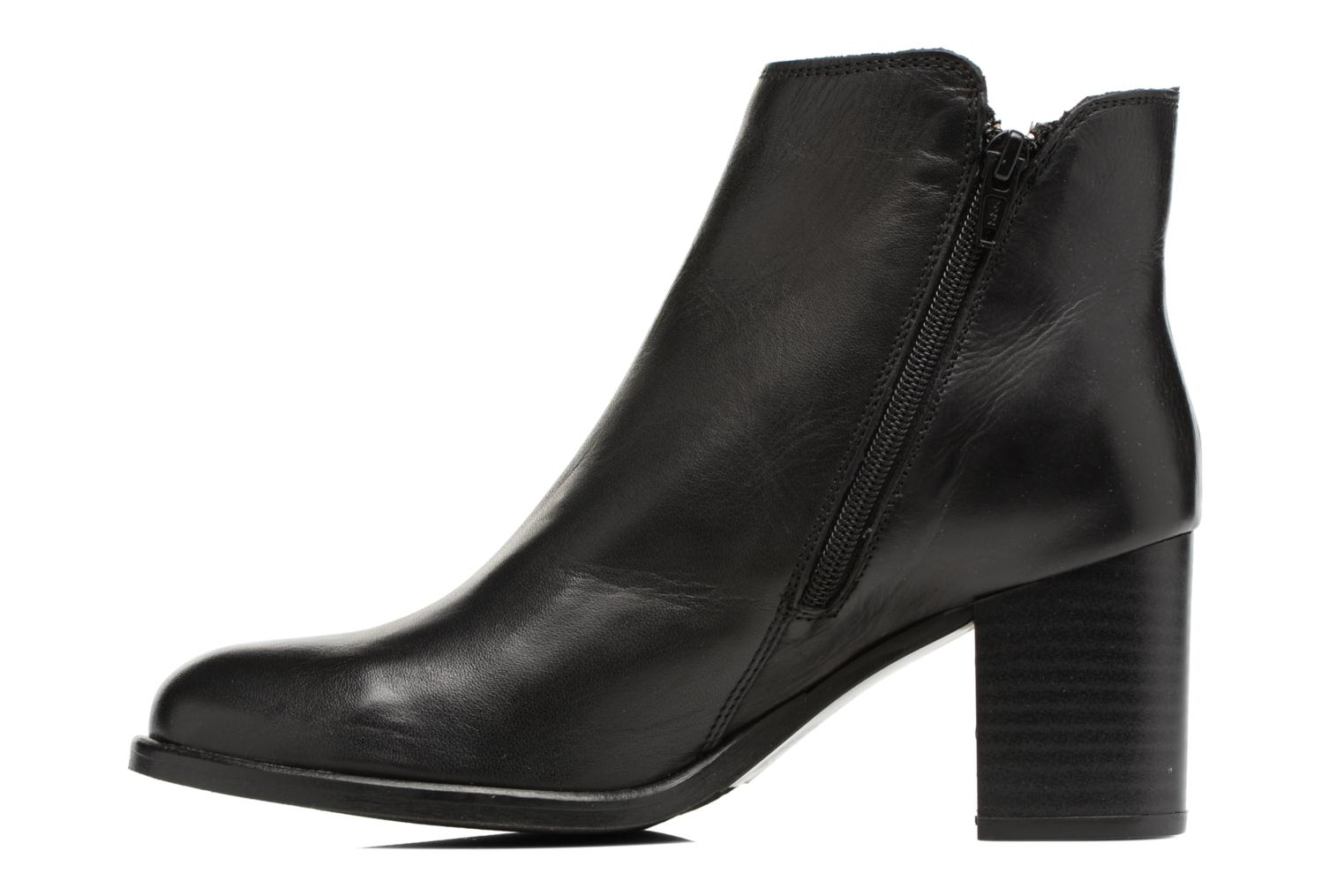 Ankle boots Jonak Titou Black front view