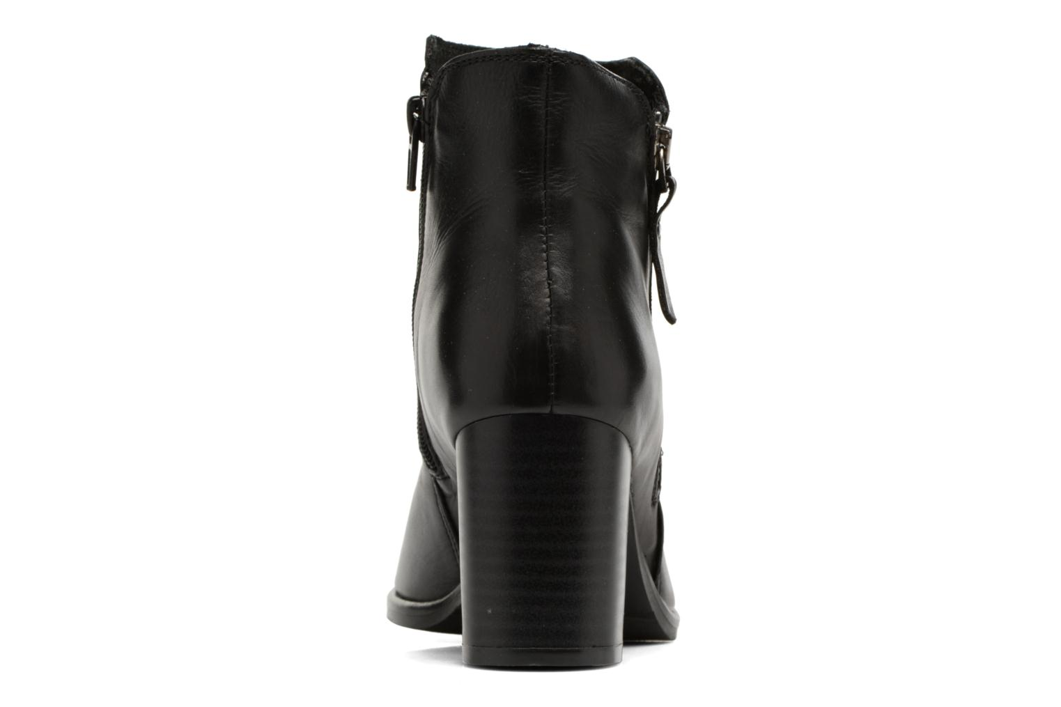 Ankle boots Jonak Titou Black view from the right