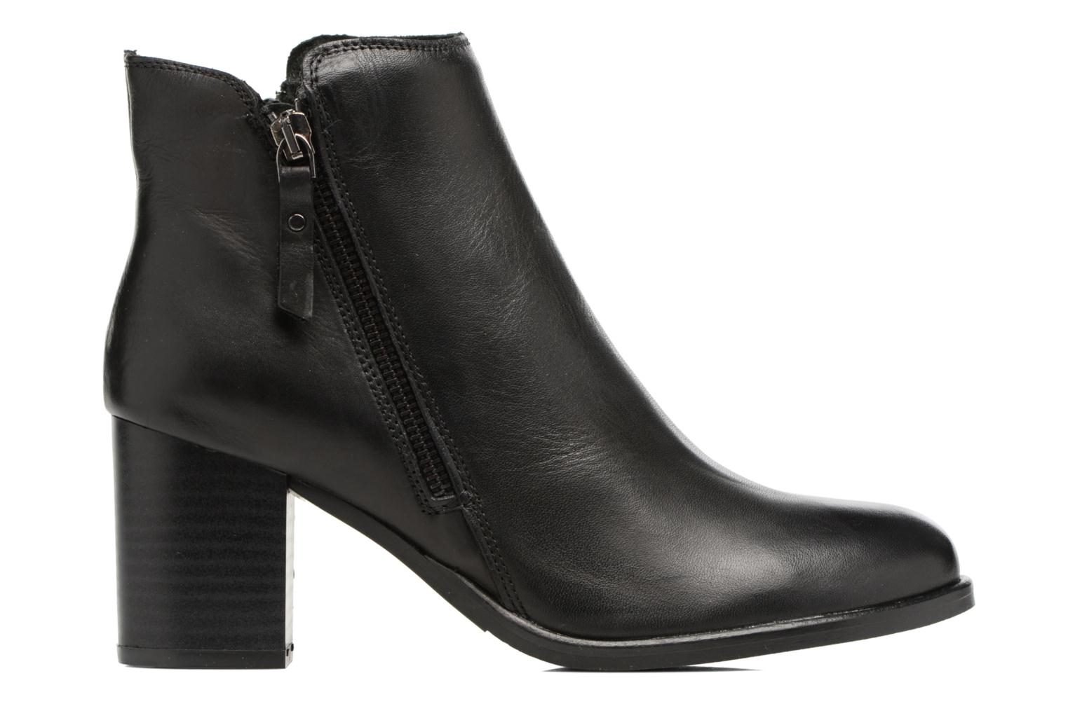 Ankle boots Jonak Titou Black back view