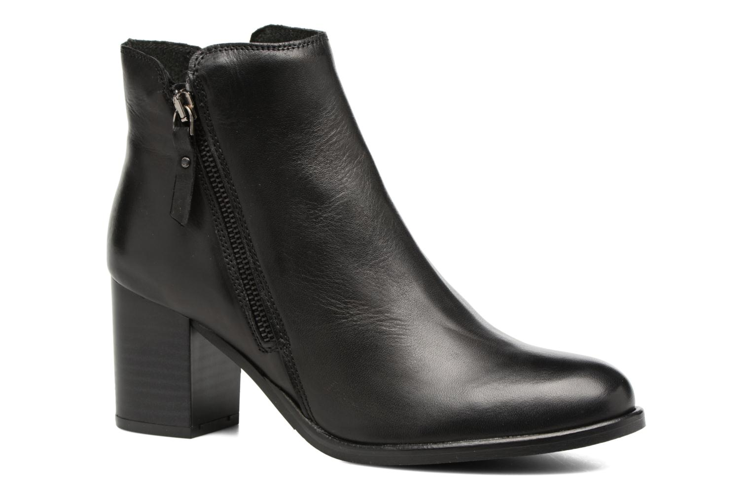 Ankle boots Jonak Titou Black detailed view/ Pair view