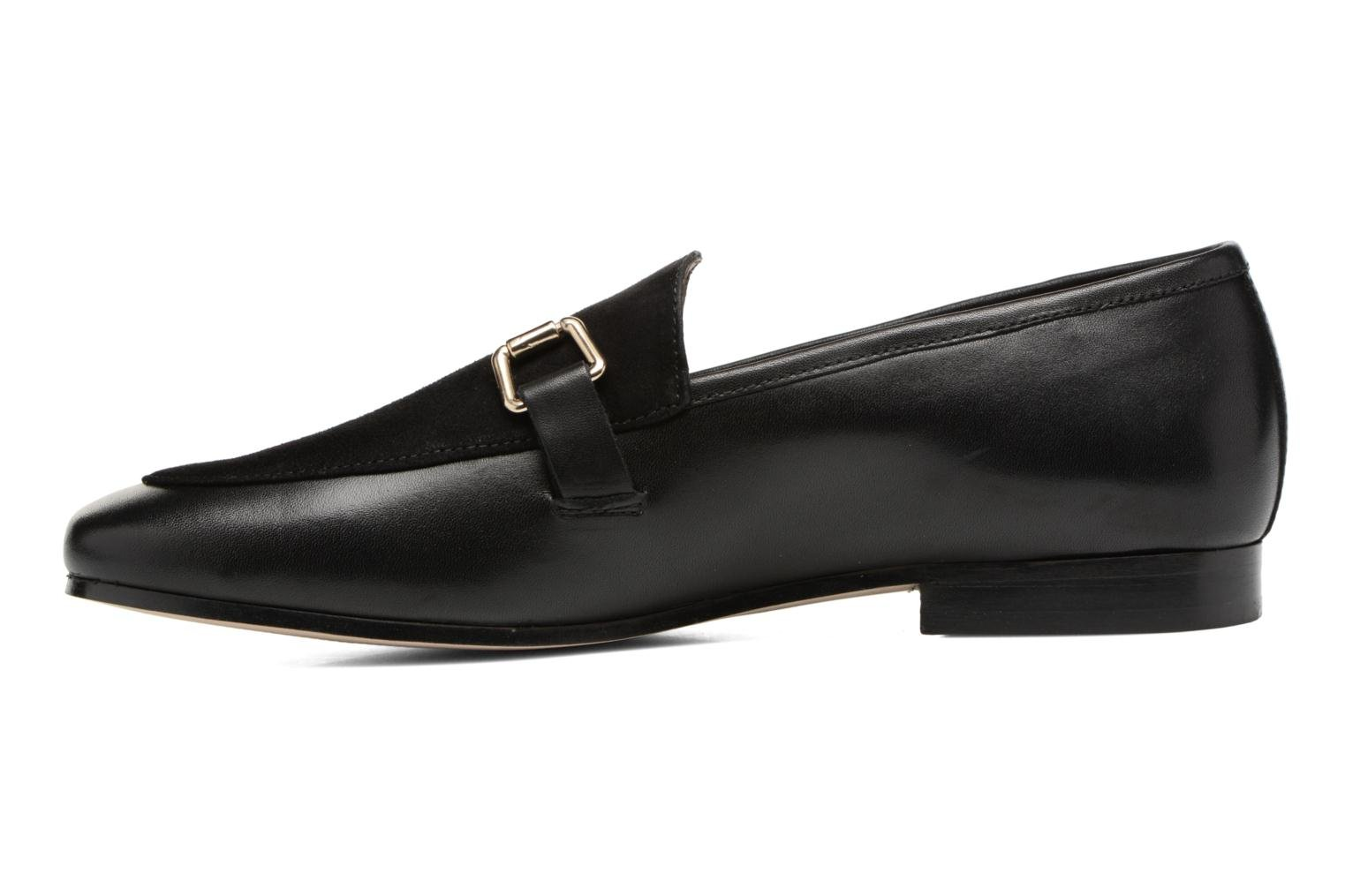 Loafers Jonak Sempré Black front view