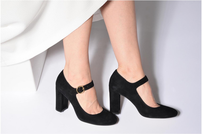 Zapatos de tacón Jonak 11649 Negro vista de abajo