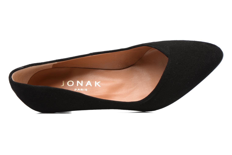 Escarpins Jonak Dorita Noir vue gauche