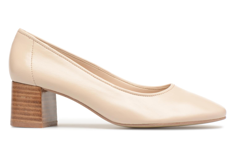 High heels Jonak Aura Beige back view