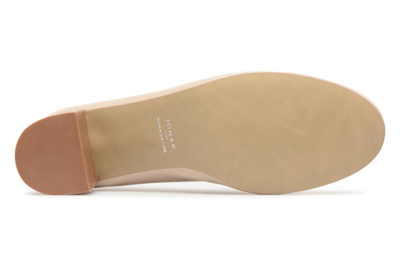 Zapatos de tacón Jonak Aura Beige vista de arriba
