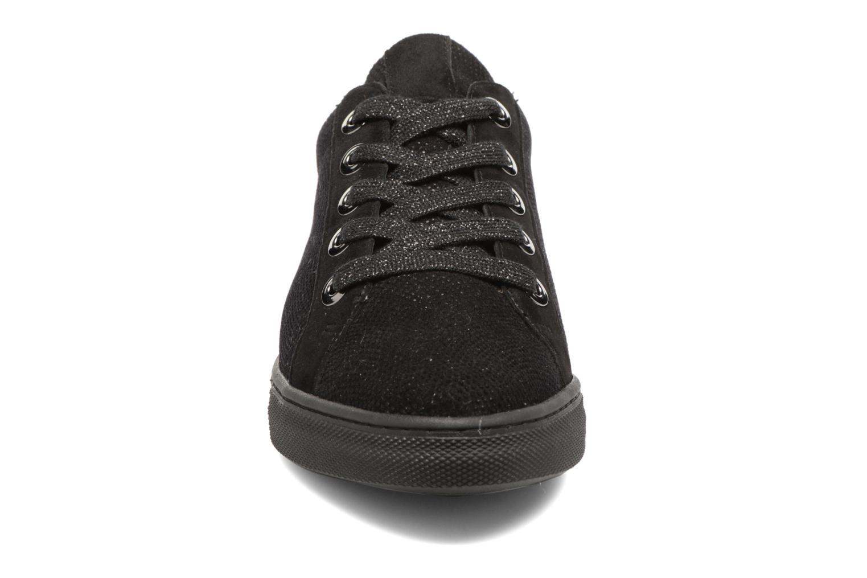 Baskets Hassia Quitterie 1325 Noir vue portées chaussures