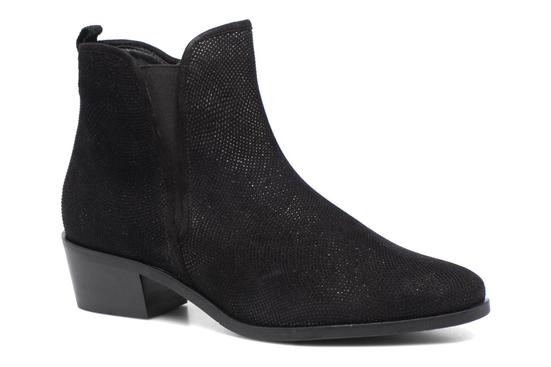 Grandes descuentos últimos zapatos Hassia Maëlys 6754 (Negro) - Botines  Descuento