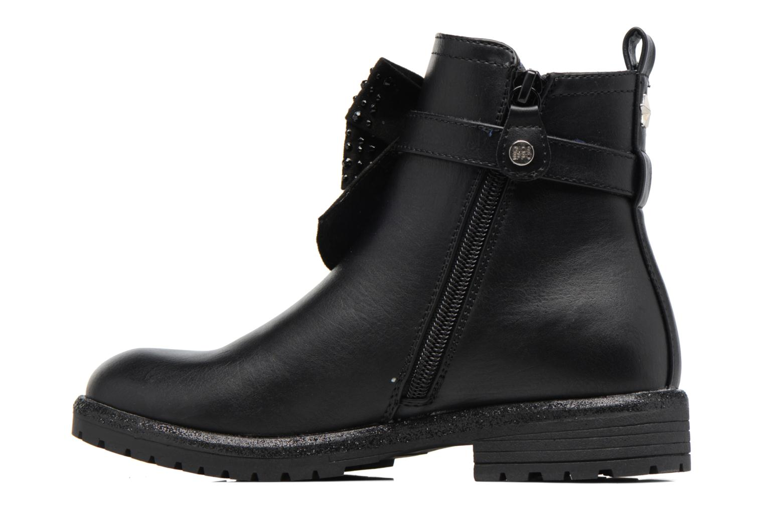 Ankle boots Gioseppo 41495 Black front view