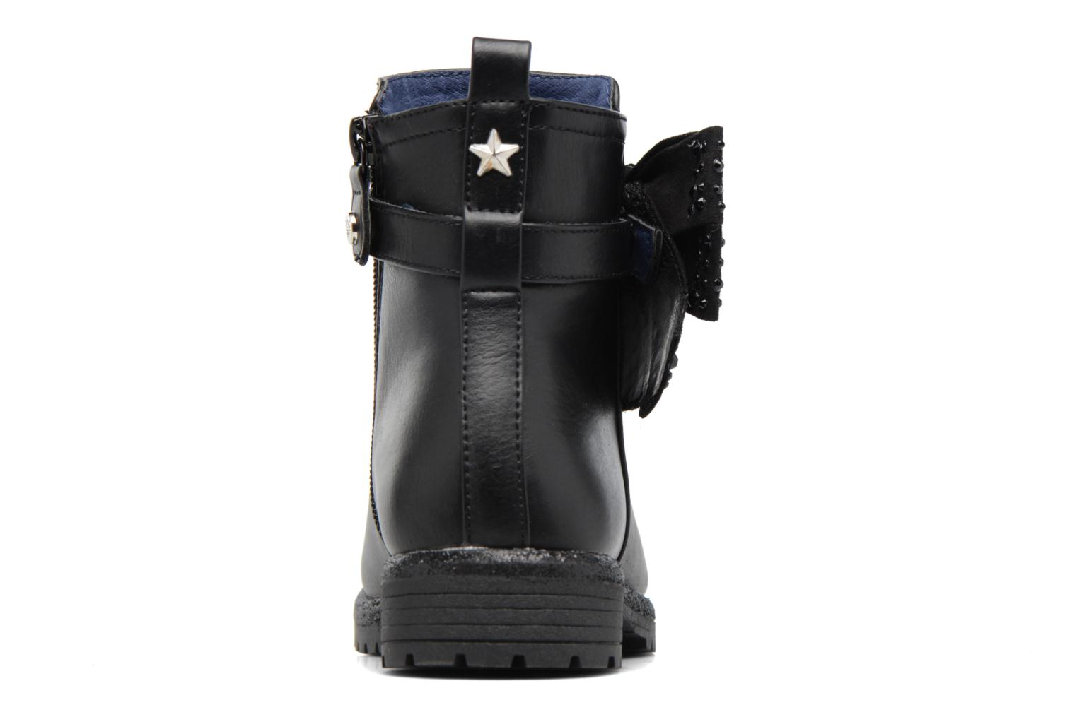 Ankle boots Gioseppo 41495 Black view from the right