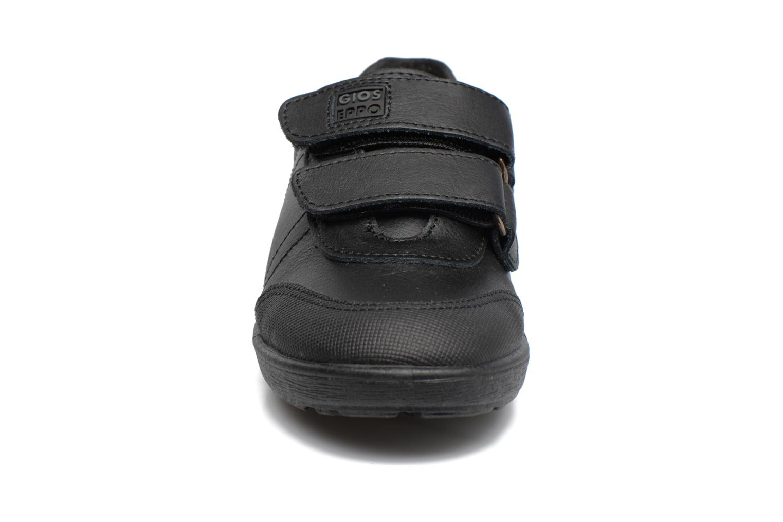 Velcro shoes Gioseppo NEWTON Black model view