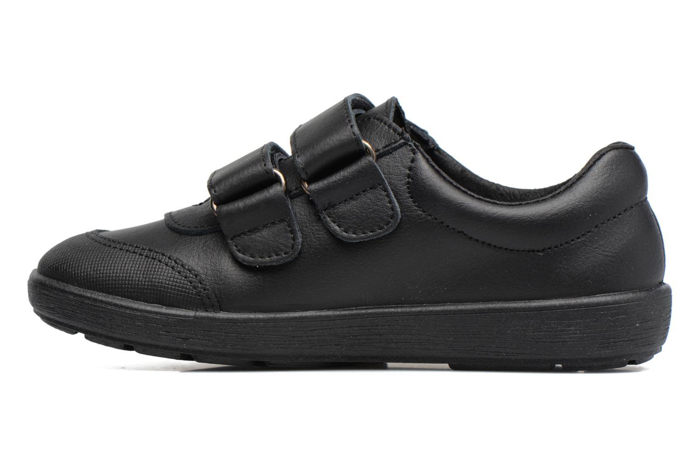 Schoenen met klitteband Gioseppo NEWTON Zwart voorkant