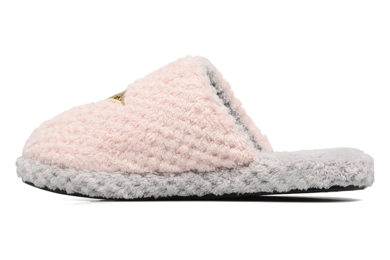 Chaussons Gioseppo 40755 Rose vue face