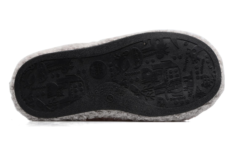 Pantofole Gioseppo 40755 Rosa immagine dall'alto