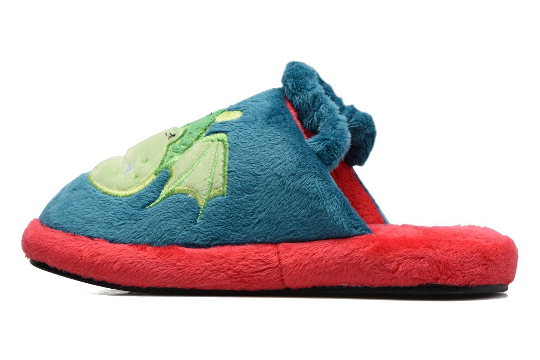 Pantofole Gioseppo 40740 Azzurro immagine frontale