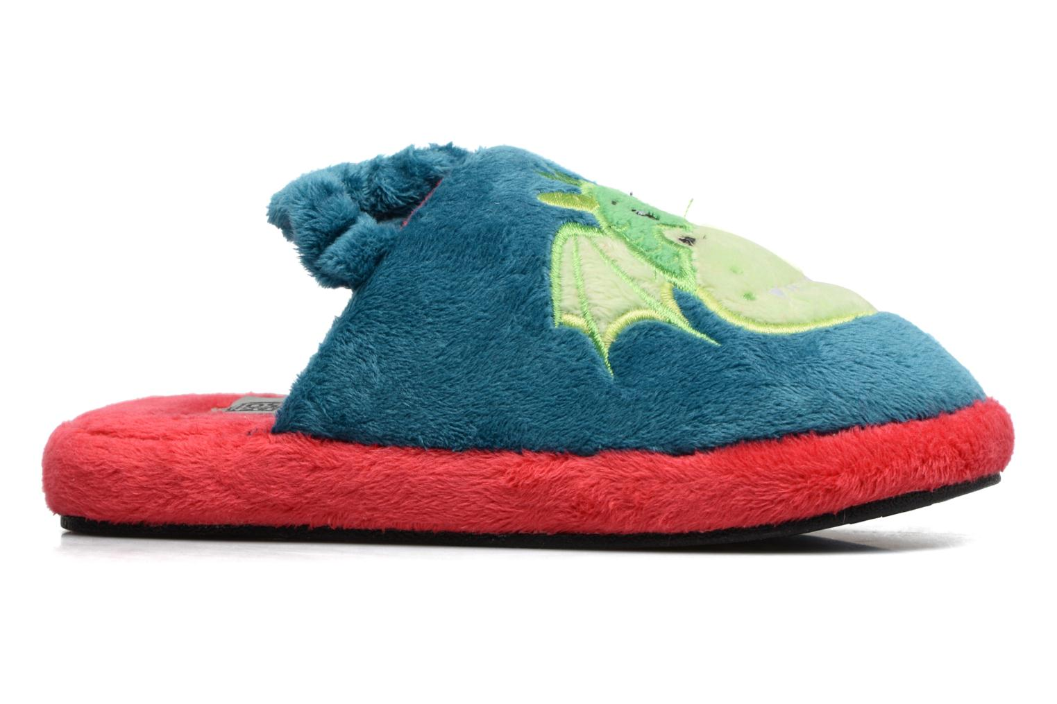 Slippers Gioseppo 40740 Blue back view