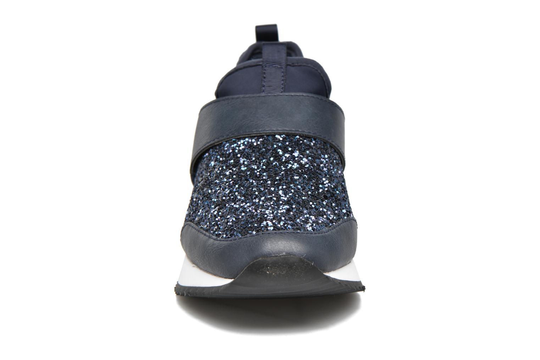 Sneakers Gioseppo 41841 Azzurro modello indossato