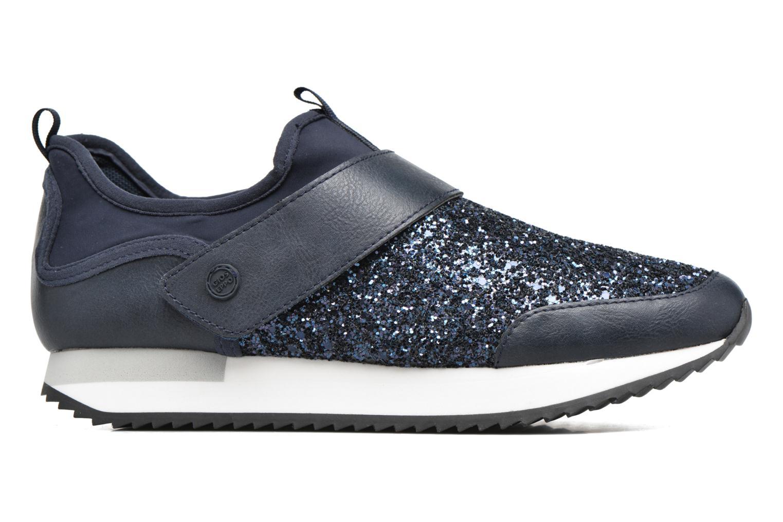 Sneaker Gioseppo 41841 blau ansicht von hinten