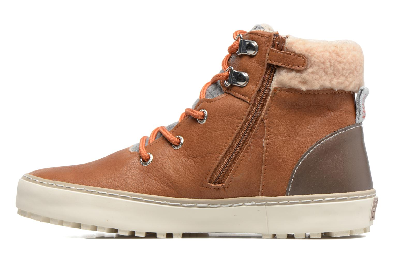Stiefeletten & Boots Gioseppo 41759 braun ansicht von vorne