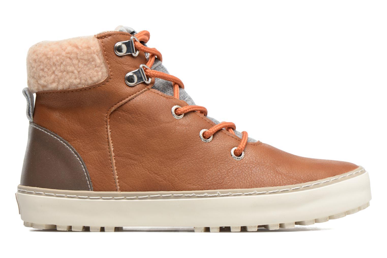 Boots en enkellaarsjes Gioseppo 41759 Bruin achterkant
