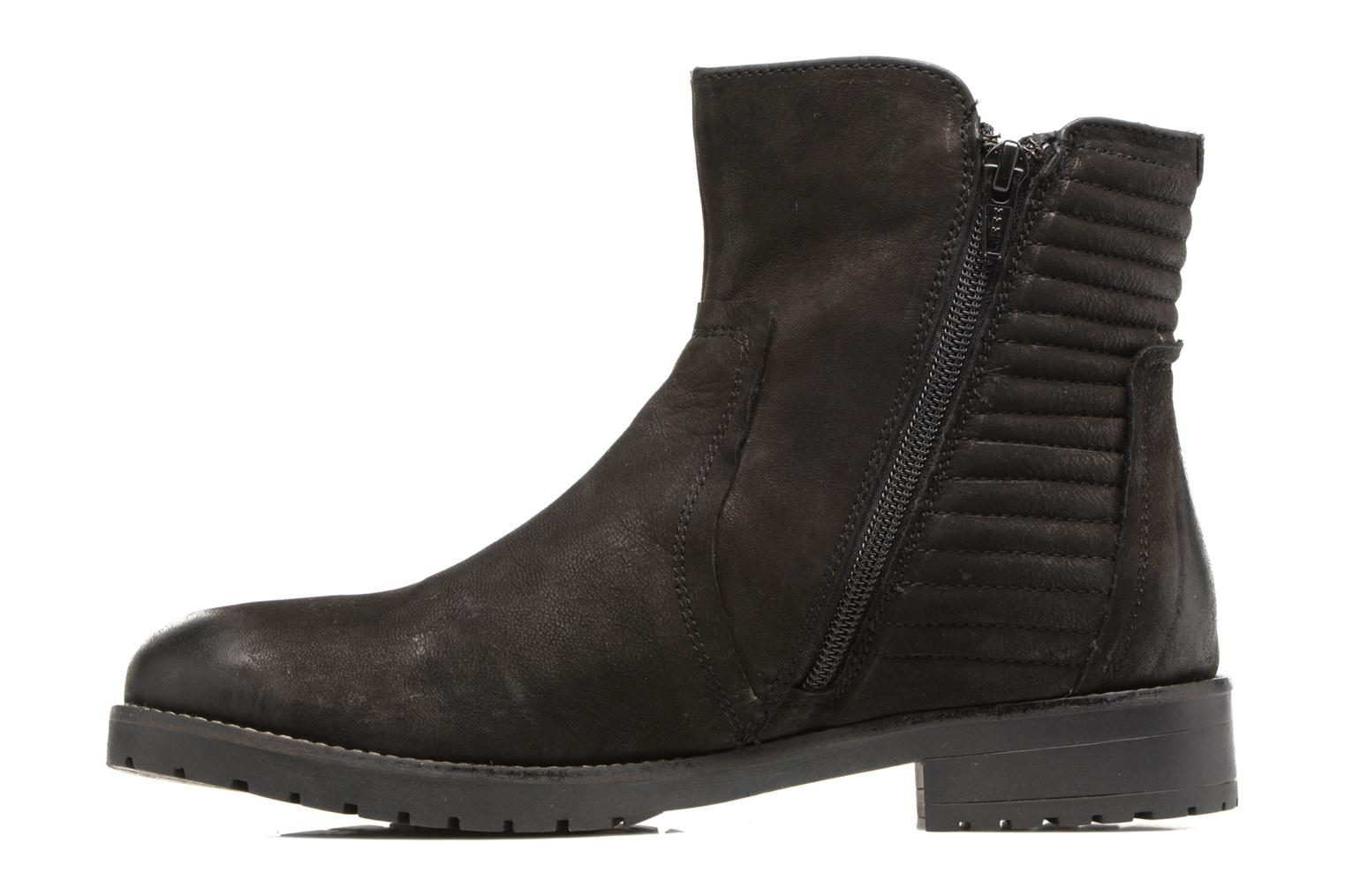 Bottines et boots Kickers ARMEN Noir vue face